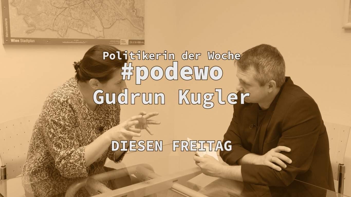 Politiker der Woche - Gudrun Kugler - Teaser