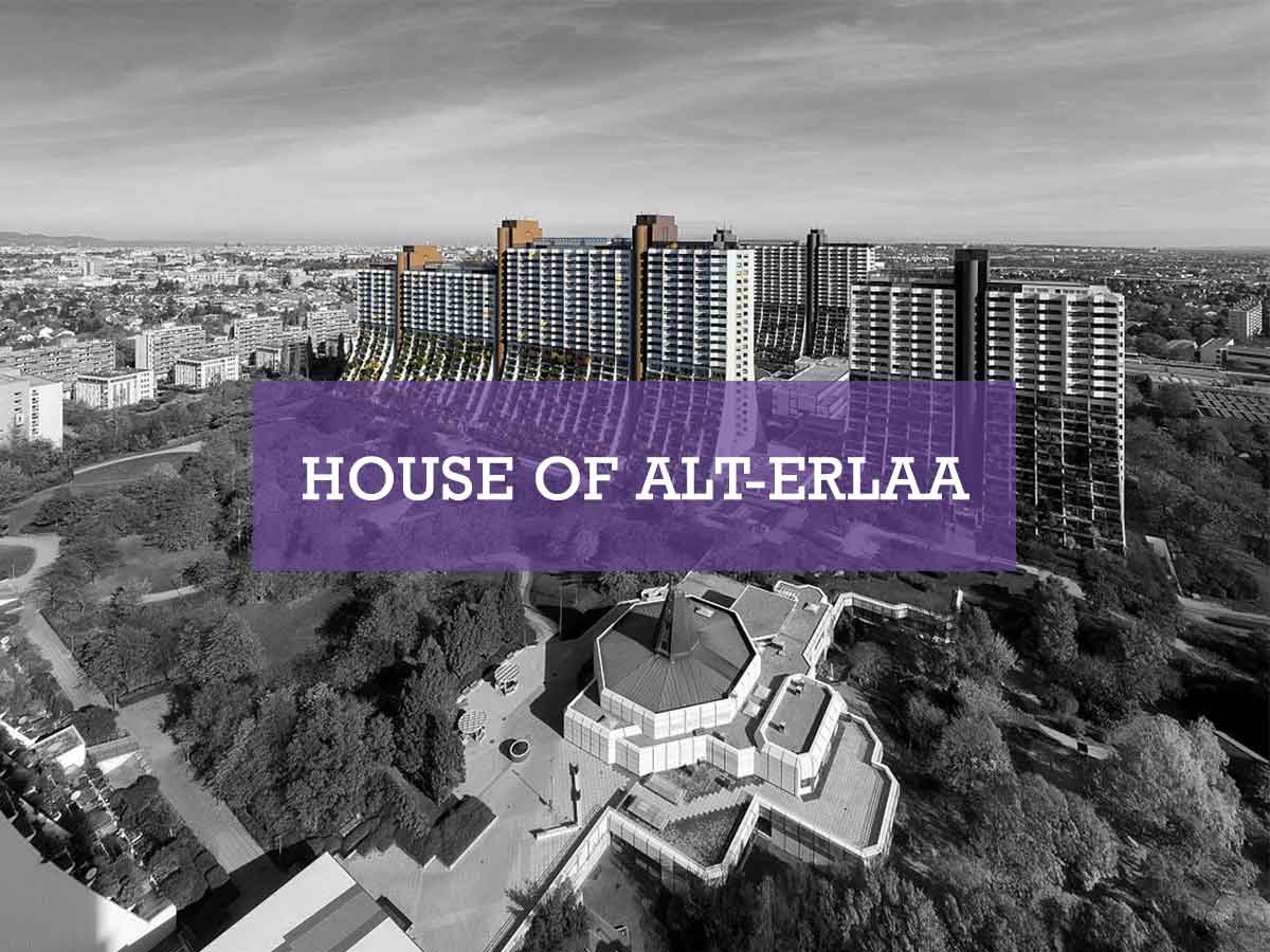 Liesing Connection - House of Alt-Erlaa