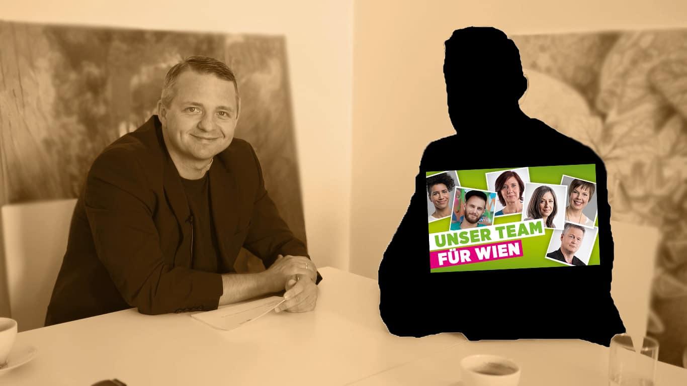 Politiker der Woche - Grüne Wien - Teaser