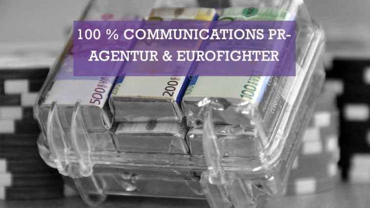 100 % Communications PR-Agentur GmbH & Eurofighter
