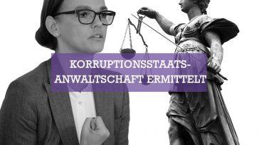 Korruptionsstaatsanwaltschaft ermittelt gegen Sonja Hammerschmid - Regina Aigner
