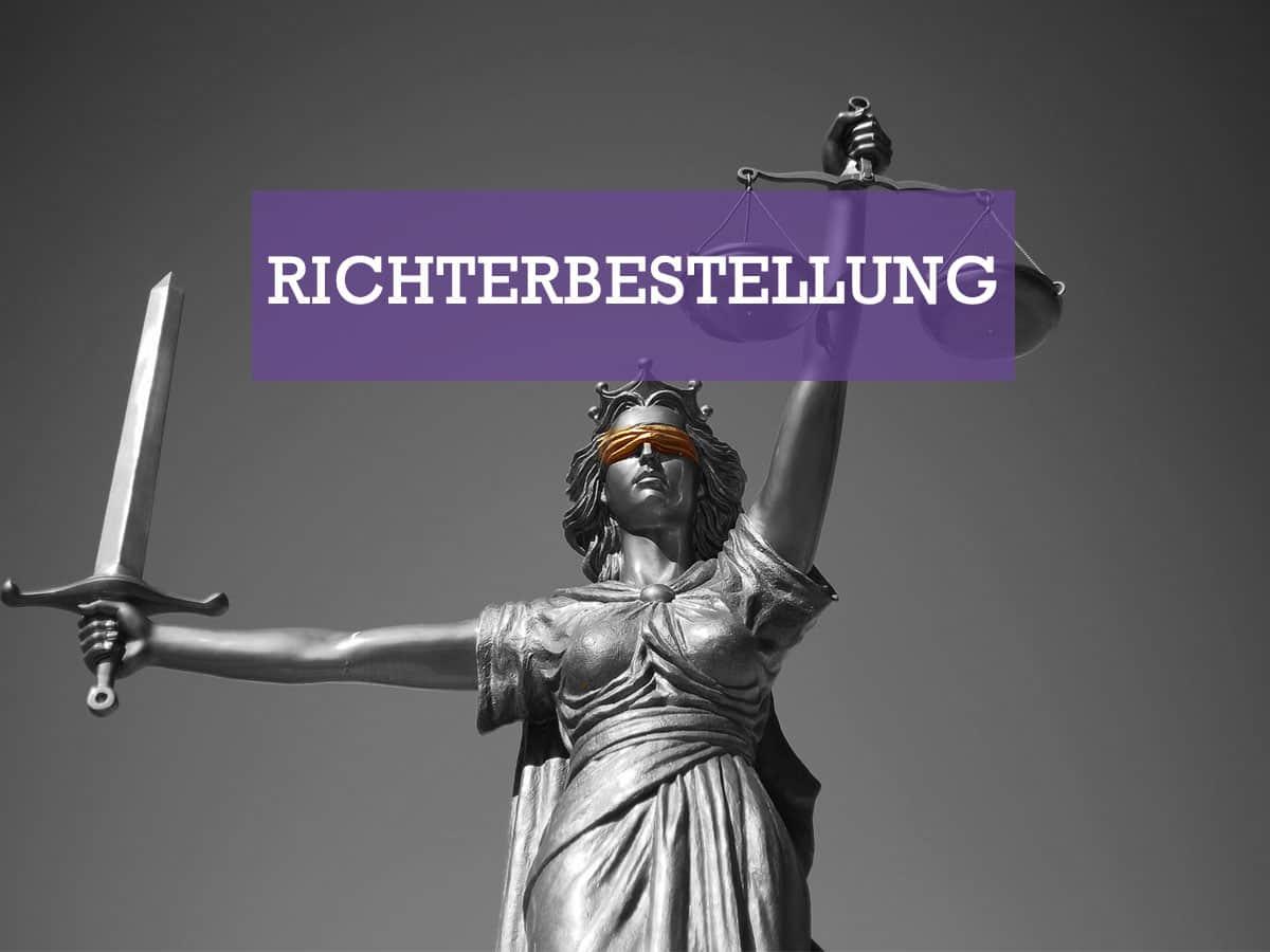 Verwaltungsrichter: Staatsanwaltschaft prüft Strafanzeige