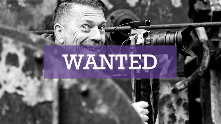 Spotter (m/w) wanted