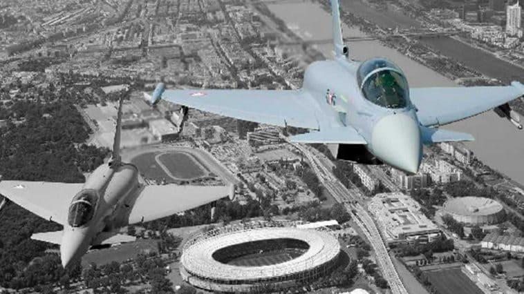 Eurofighter - Zwei Ex-Kanzler im Untersuchungsausschuss