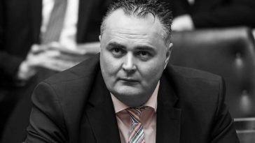Bundesminister Hans Peter Doskozil - Foto Parlamentsdirektion - Thomas Jantzen