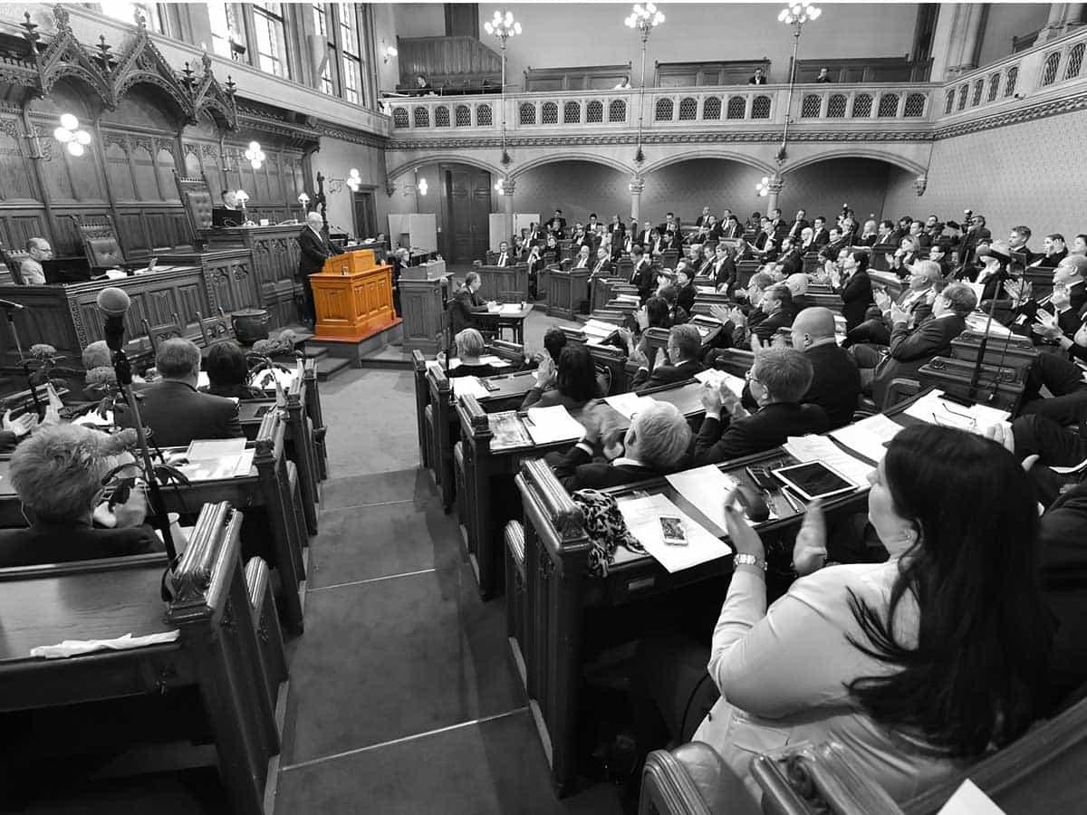 Wiener Gemeinderat - Foto Christian Jobst PID