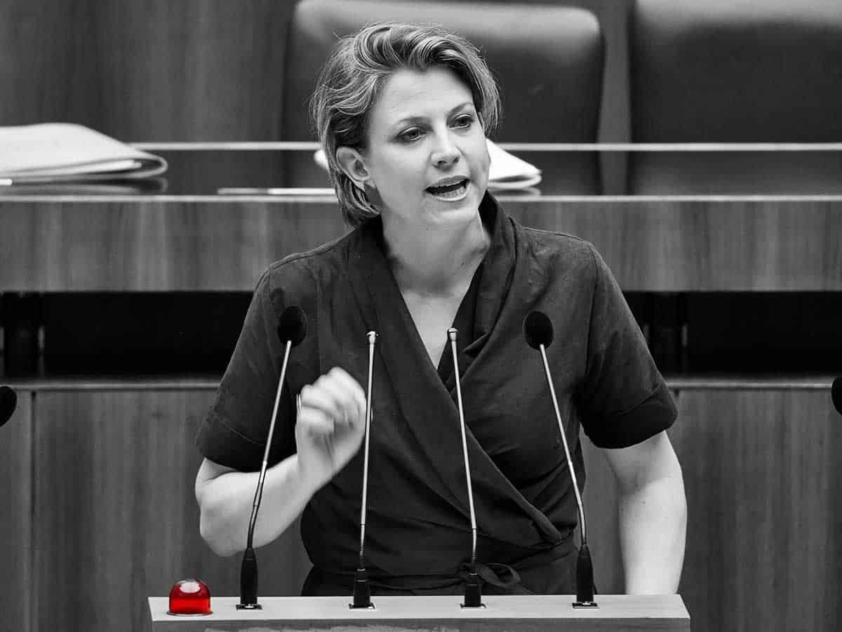 Beate Meinl-Reisinger - Parlamentsdirektion Bildagentur Zolles KG Mike Ranz