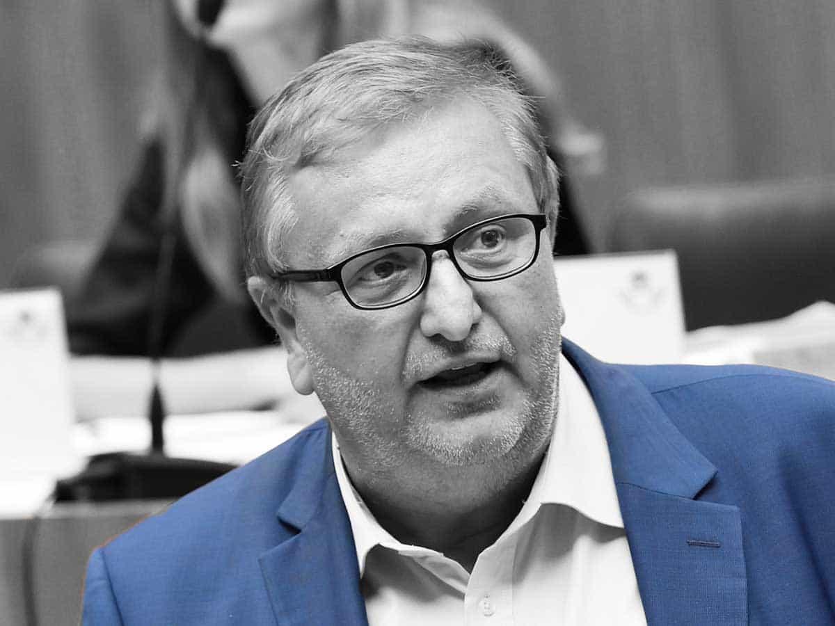Christoph Matznetter - Parlamentsdirektion - Johannes Zinner