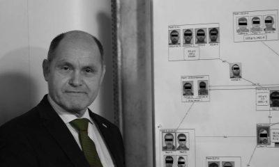 Innenminister Wolfgang Sobotka - Foto Fass ohne Boden