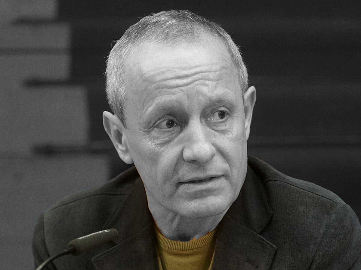Peter Pilz - Parlamentsdirektion - Bildagentur Zolles KG - Mike Ranz
