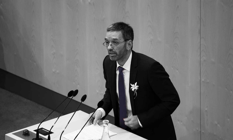 Herbert Kickl wird Innenminister - Fass ohne Boden