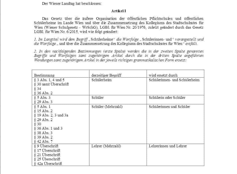 Landesschulgesetz Faksimile_a