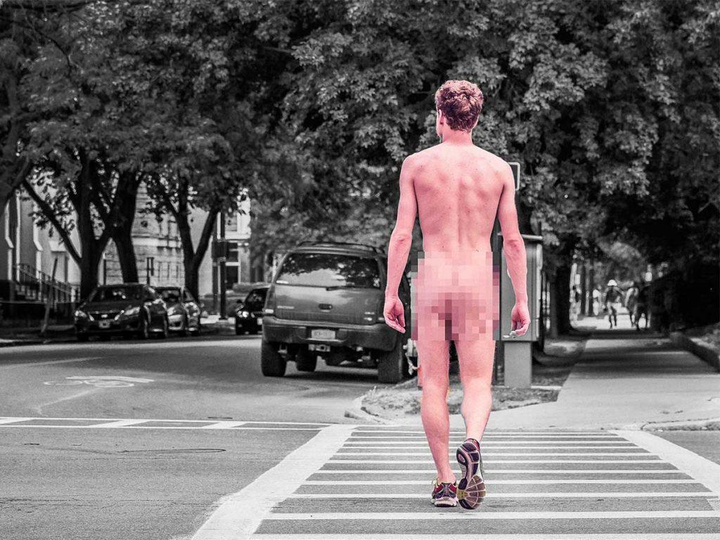Spenden - Nackt sind alle Redaktionen gleich