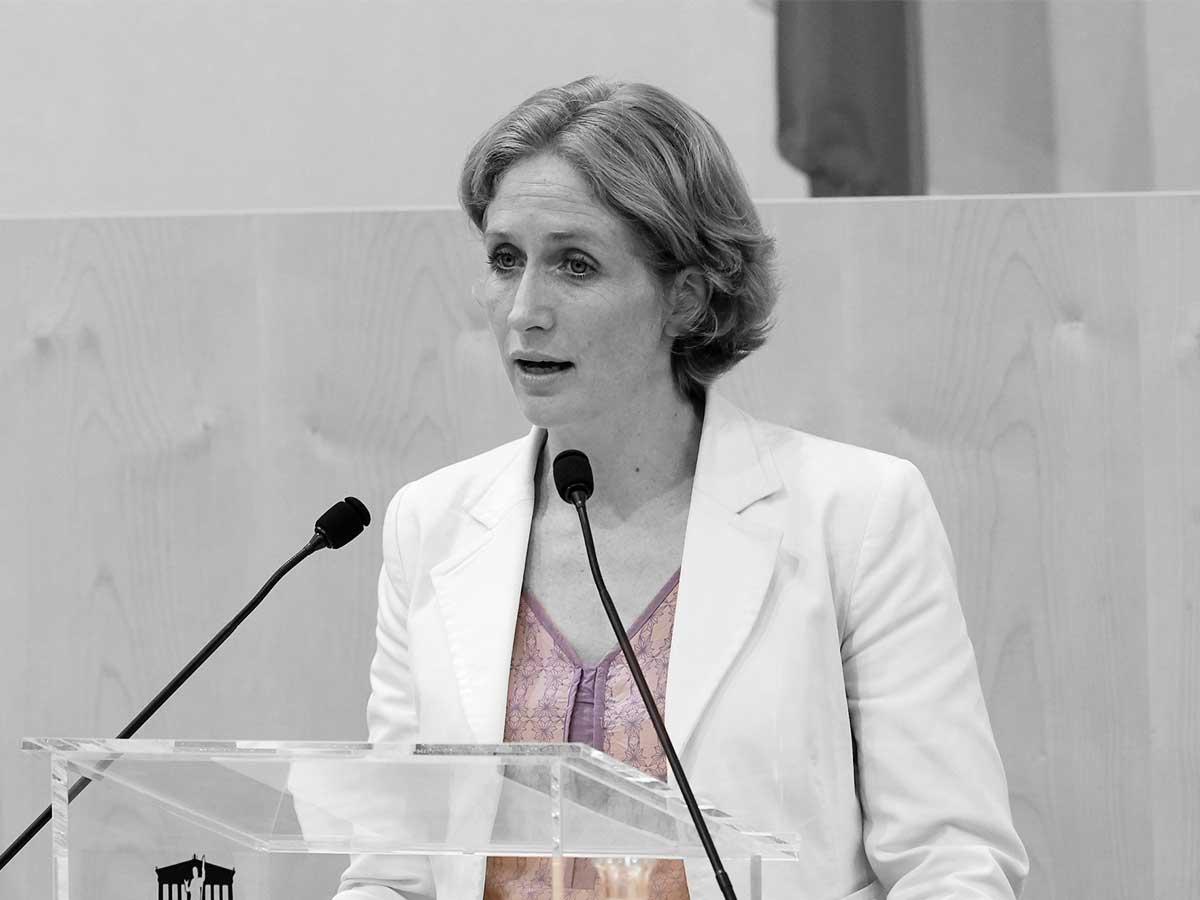 Stephanie Krisper - Parlamentsdirektion - Thomas Topf