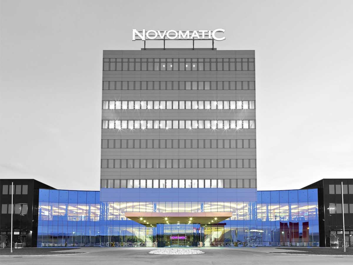 NOVOMATIC Headquarter - Foto Novomatic AG