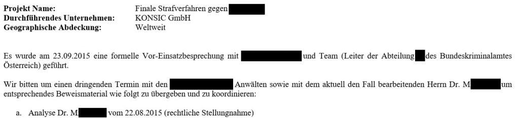 KONSIC-GmbH - 23.09.2015 - Vor Einsatzbesprechung mit einem Leiter-des-Bundeskriminalamtes-Österreich