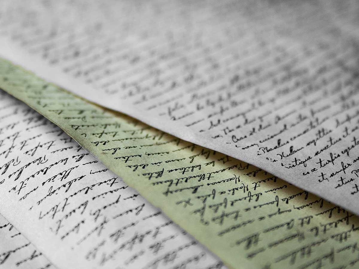 Dokumente - nile - Pixabay