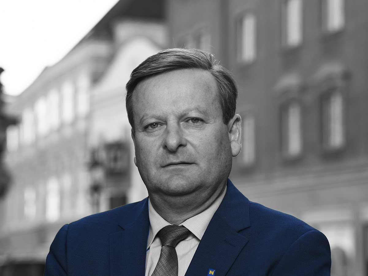 Gottfried Waldhäusl - FPÖ Niederösterreich