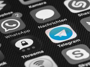 Fass ohne Boden auf Telegram - Thomas Ulrich - pixabay