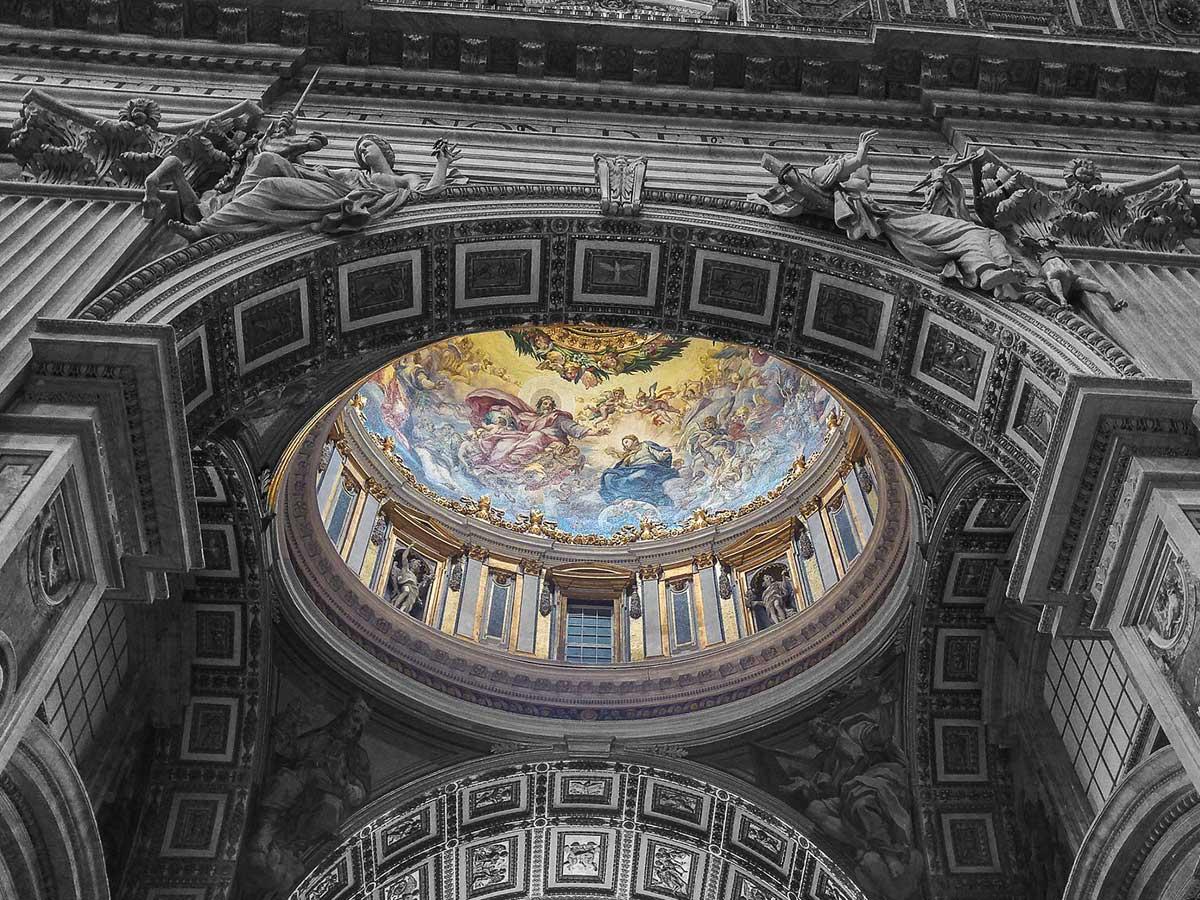Gravierende Mobbing-Vorwürfe gegen Beamten - Sujetbild Vatikan - Jacqueline Macou - Pixabay