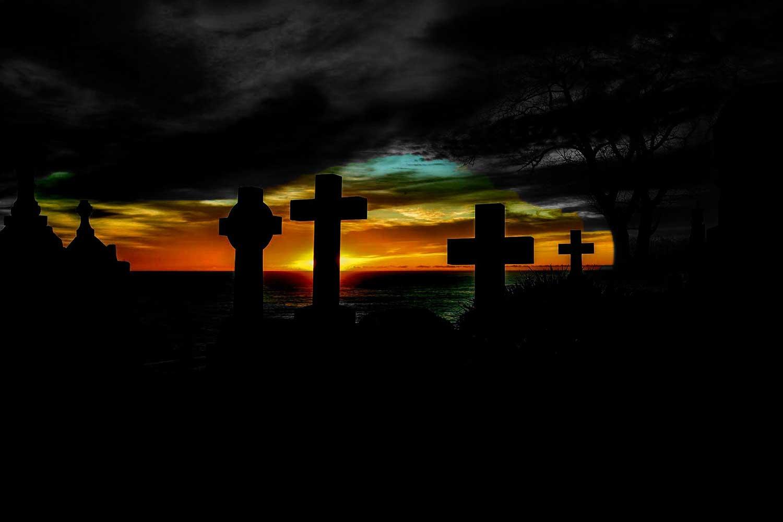 Sujetbild Friedhof - Gerd Altmann - pixabay