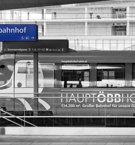 ÖBB Zug - ÖBB - Roman Bönsch