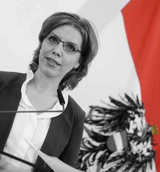 Bundesministerin Leonore Gewessler - Foto: BKA Andy Wenzel