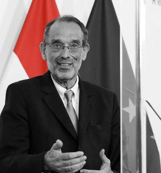 Heinz Faßmann - BKA - Andy Wenzel