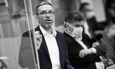 FPÖ-Klubobmann Herbert Kickl - Parlamentsdirektion - Johannes Zinner