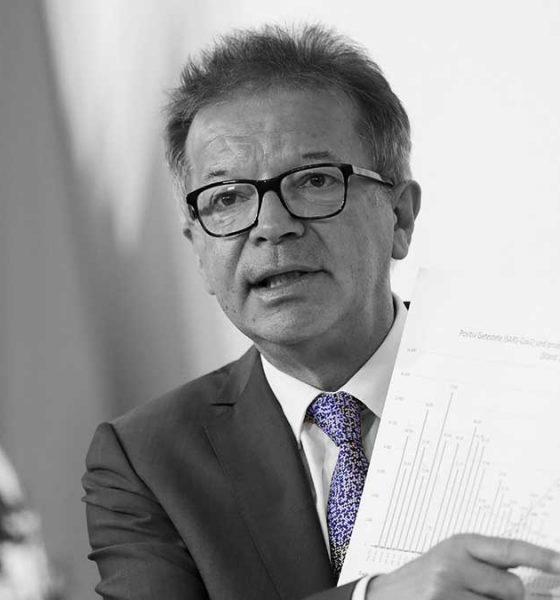 Rudolf Anschober - BKA Andy Wenzel