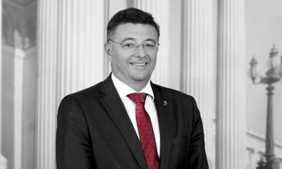 Jörg Leichtfried - Parlamentsdirektion - Photo Simonis
