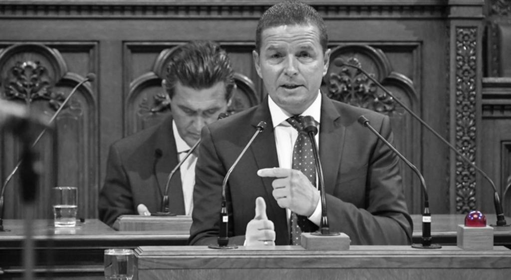 Toni Mahdalik - Foto: FPÖ Wien