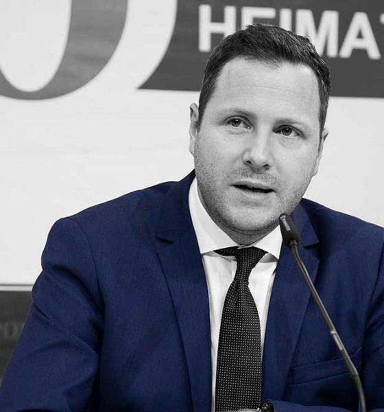 Michael Schnedlitz - FPÖ - Foto: FoB